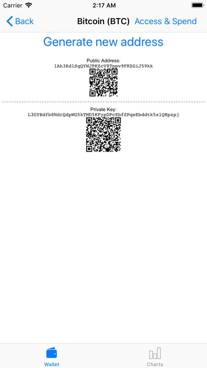 THE MOST SECURE CRYPTO WALLET screenshot-3