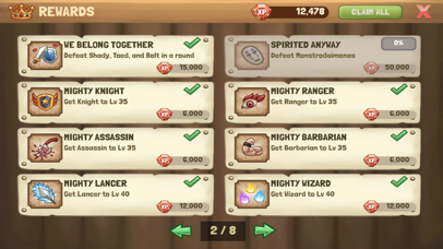 MightyKnight 2 Screenshot