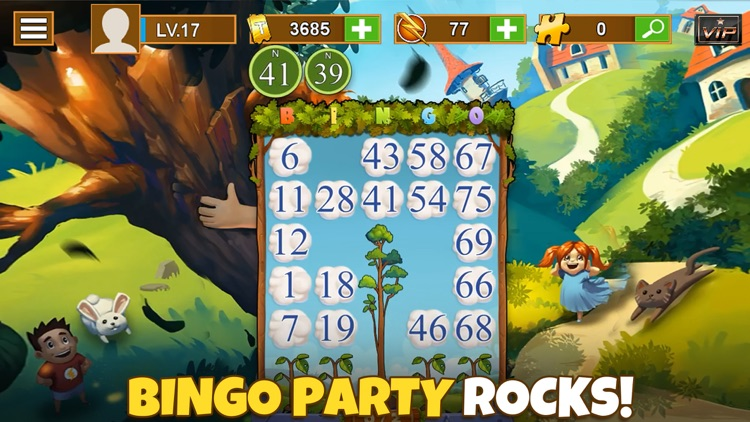 Bingo Party - Bingo Games screenshot-0