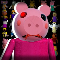 Piggy Baldi Scary School