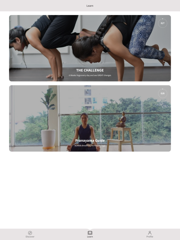 HaMy Yoga screenshot 4