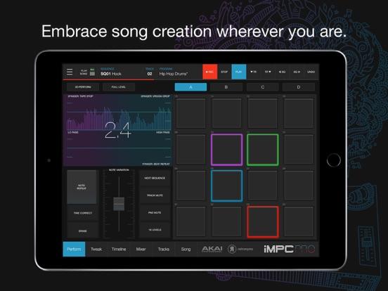 Screenshot #4 pour iMPC Pro 2