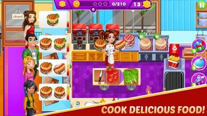 Cooking Empire 2020 in Kitchen screenshot 3