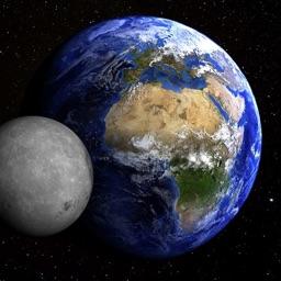 Solar Watch - Sun and Moon
