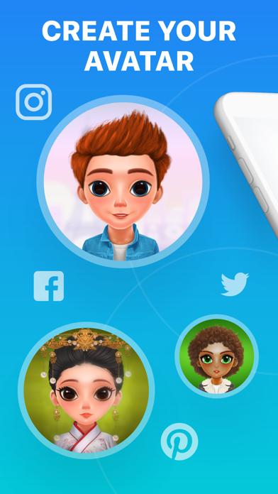 Character Creator - iDolly screenshot 4