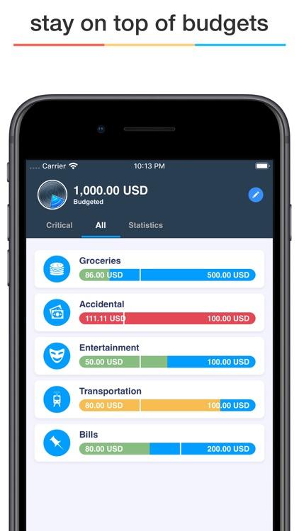MoneyWiz 3 - Personal Finance screenshot-6