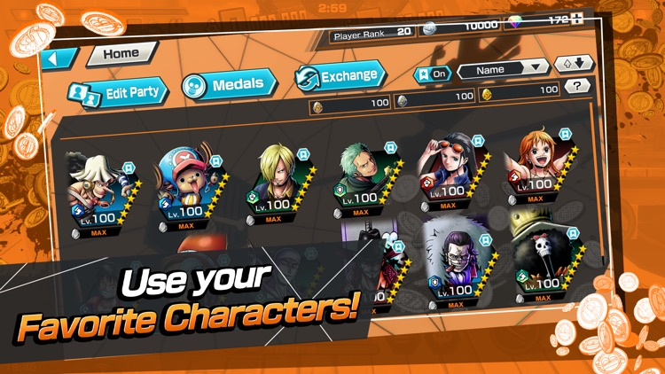 ONE PIECE Bounty Rush screenshot-2