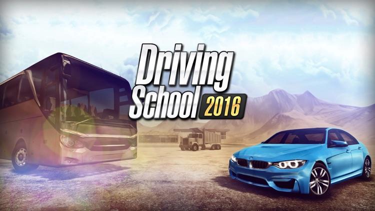 Driving School 2016 screenshot-0