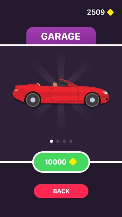 Traffic car driving race game screenshot-4