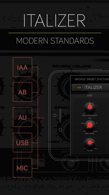 Italizer screenshot-3