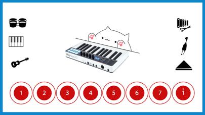 Bongo Cat Musical Instruments Screenshots