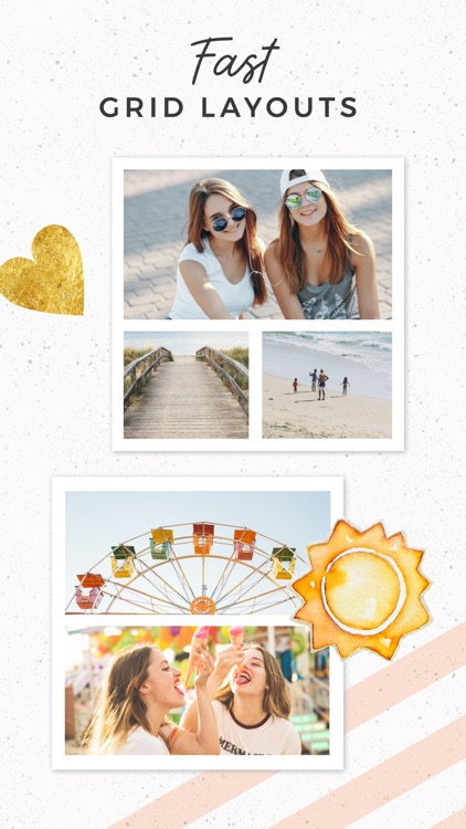 PicCollage Grid & Video Editor screenshot-4