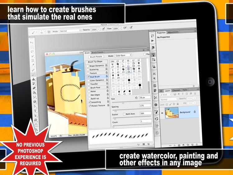 Course for Photoshop CS6-CC · screenshot-3