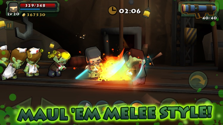 Call of Mini™ Brawlers screenshot-3