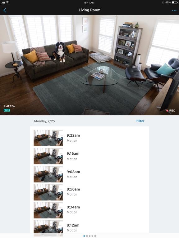 XFINITY Home screenshot