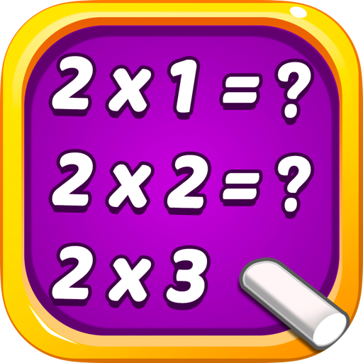 Multiplication Kids: Math Game for 游戏