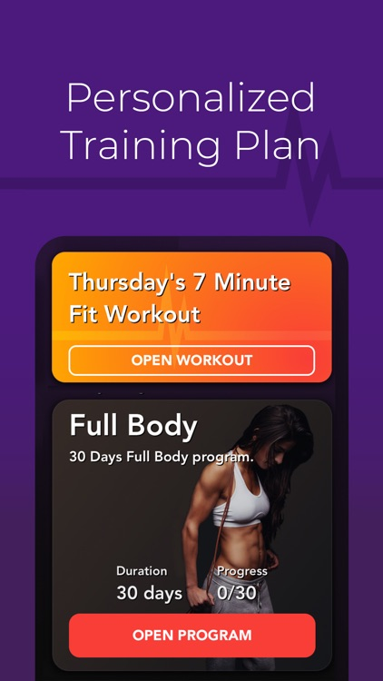 FitItUp: Workouts&Food Tracker screenshot-8