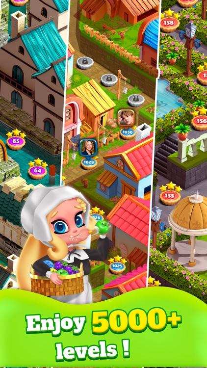 Princess Pop - Bubble Games screenshot-5