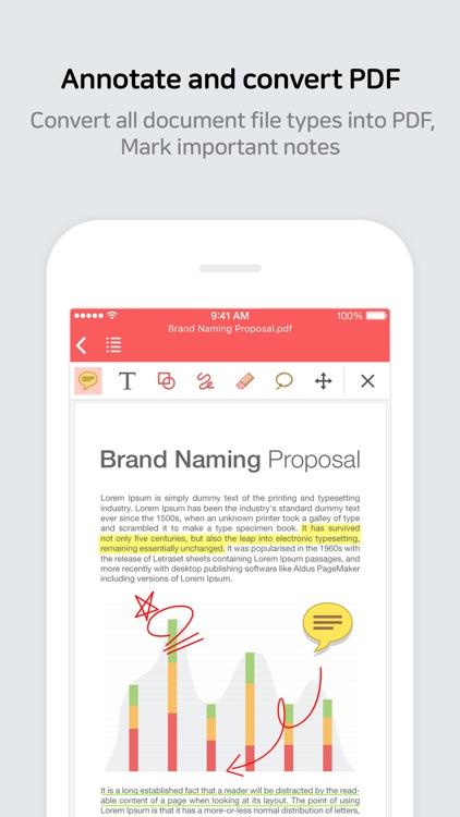 Polaris Office 2019 -Docs, PDF screenshot-3