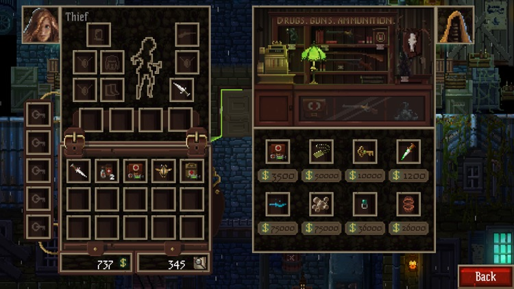 Lovecraft's Untold Stories screenshot-7