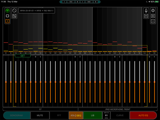 iEQ Pro MX screenshot 12