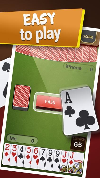 Gin Rummy Best Card Game screenshot-4