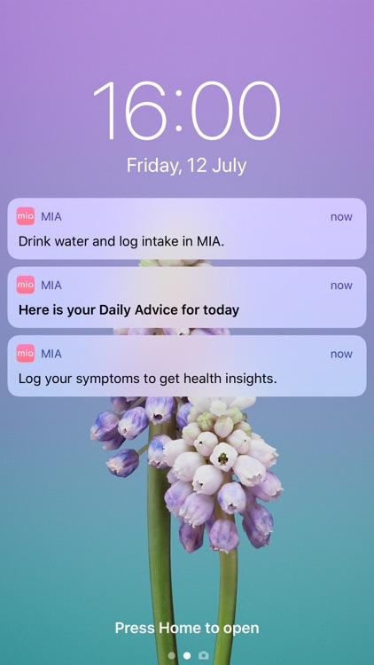 MIA Fem Period Tracker screenshot-3