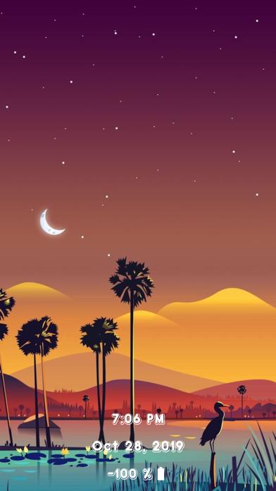 ClockDisplay - Time Wallpaper screenshot 6