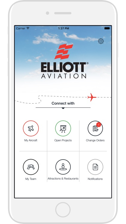 Elliott Aviation Connect