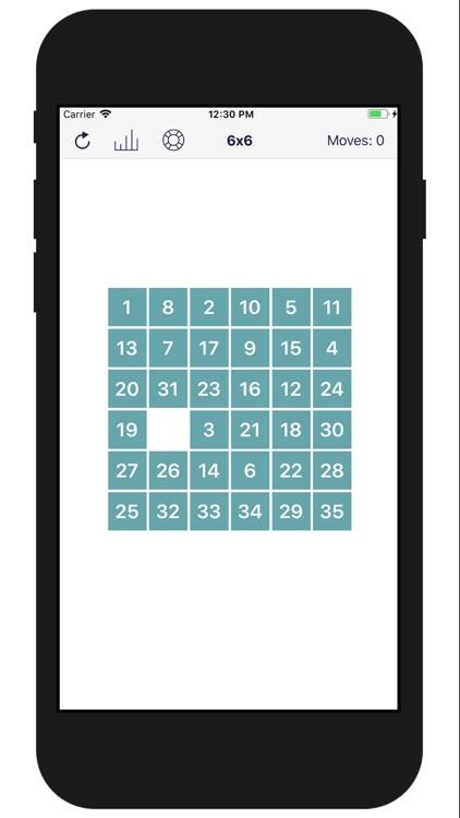 Sliding Puzzle - Board Game screenshot-3
