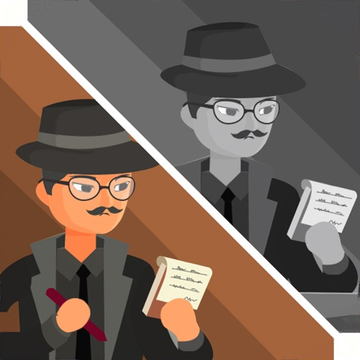 Find Difference: The Detective