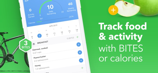 iTrackBites: Track your Diet on the App Store