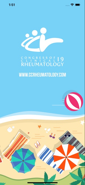 Congress of Clinical Rheum on the App Store
