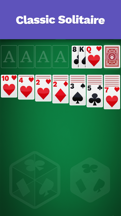One Solitaire Cube screenshot 1
