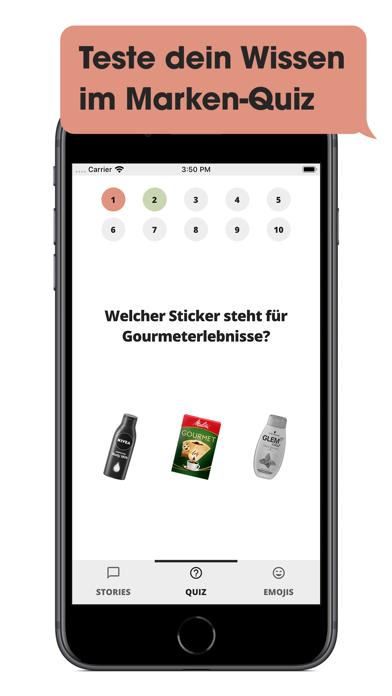 Marken-EmojisScreenshot von 1