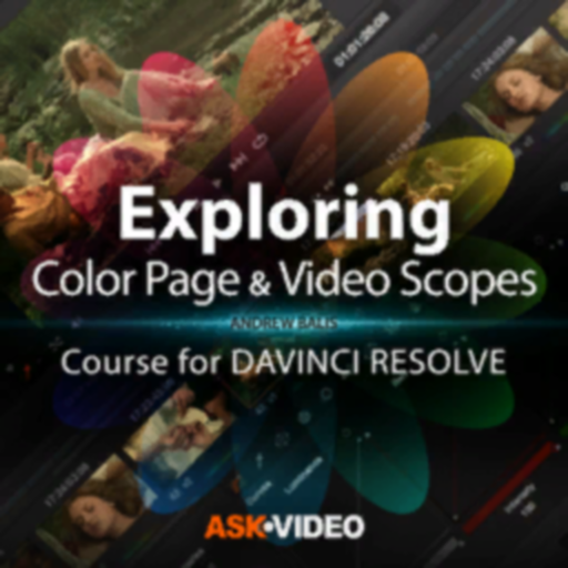 AV Course For DaVinci Resolve