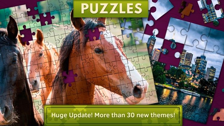 Puppies Jigsaw Puzzles screenshot-3