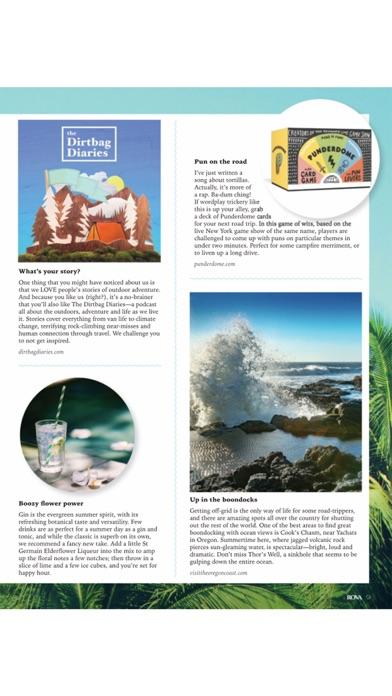 ROVA MagazineScreenshot of 3