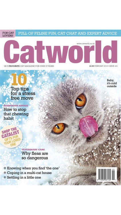 Catworld Magazine screenshot-4