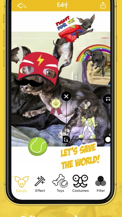FreddieMojis - Chihuahua emoji screenshot-4