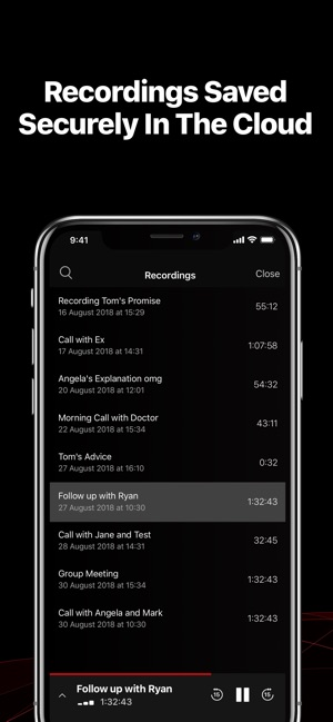 ‎TapeACall Pro: Call Recorder