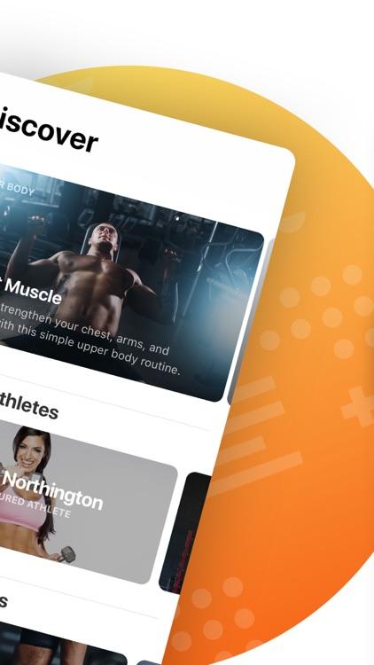 Bolt - Weight Lifting Journal screenshot-8