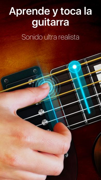 Screenshot for Guitarra - toca musica juegos in Chile App Store