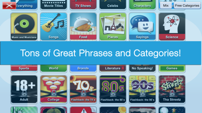 Phrase Party! Lite - Charades free Resources hack