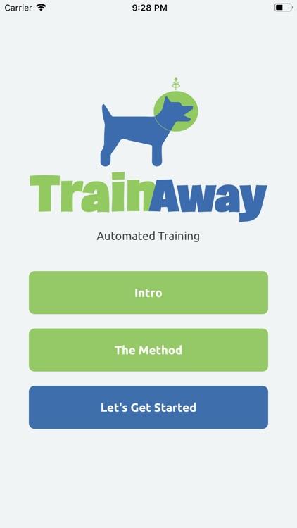 TrainAway - Dog Training screenshot-0