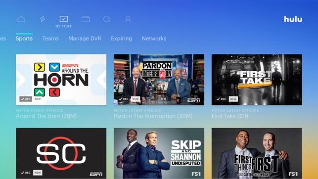 Hulu On Hisense Smart Tv