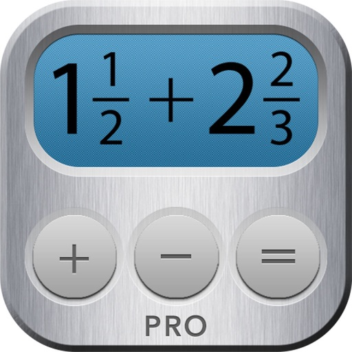 Fraction Calculator Pro™