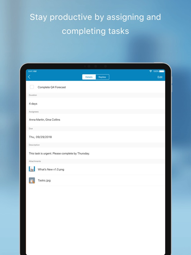 RingCentral on the App Store