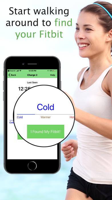 Find My Fitbit - Fast Finder Screenshots