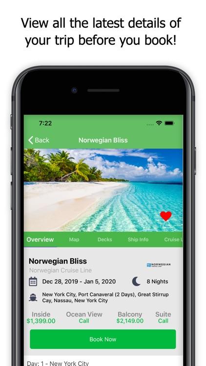 Cruise Planners Mobile screenshot-6